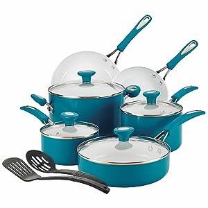 SilverStone Ceramic CXi Nonstick 12-Piece Cookware Set review