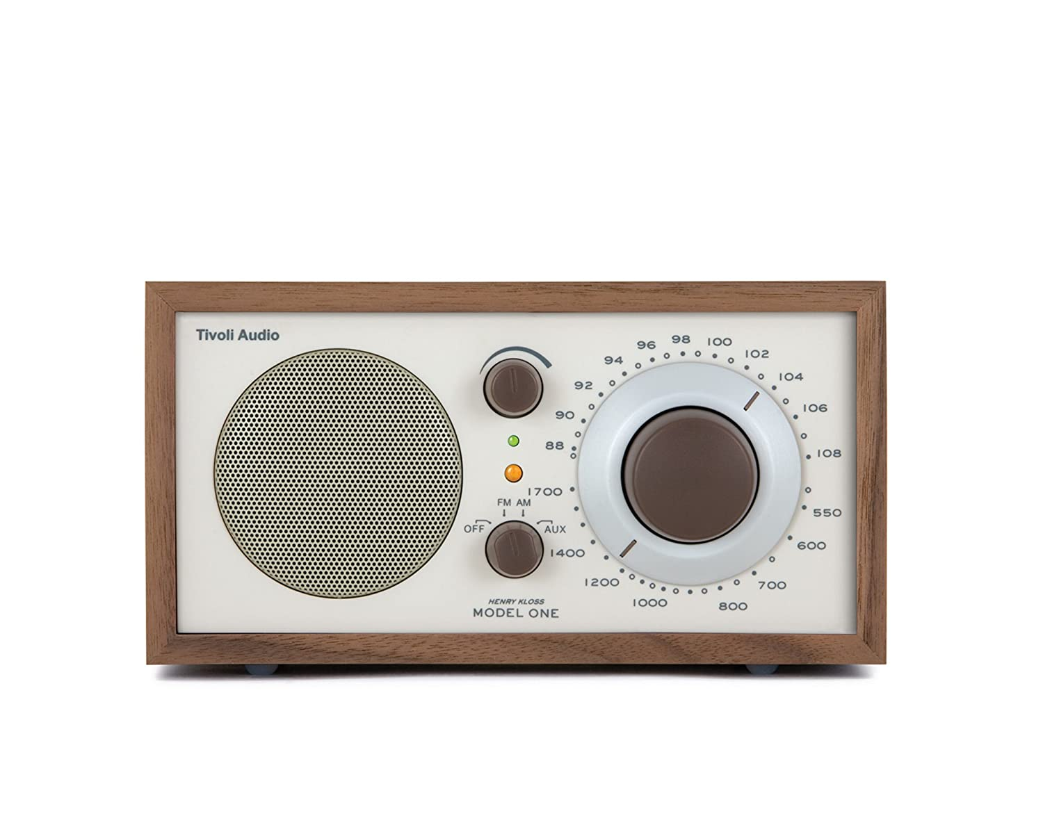 tivoli wooden bluetooth radio