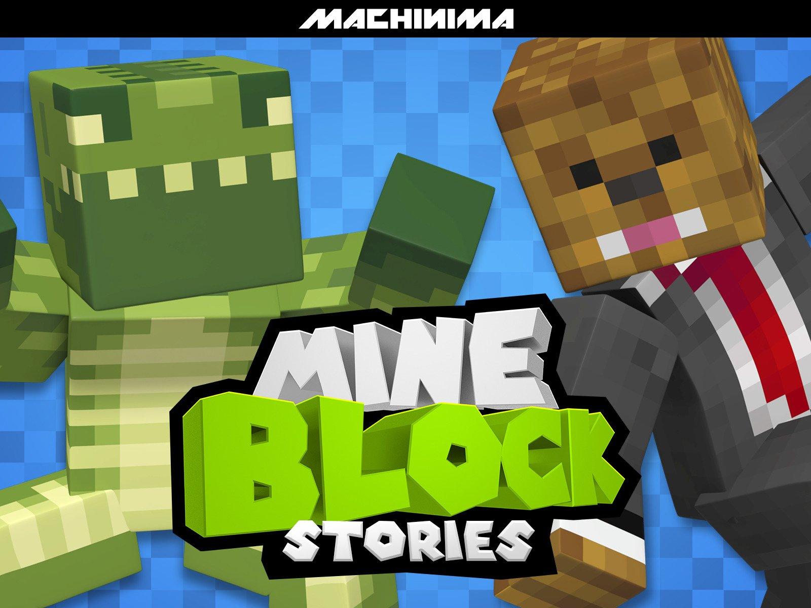 Clip: Mineblock:Stories on Amazon Prime Video UK