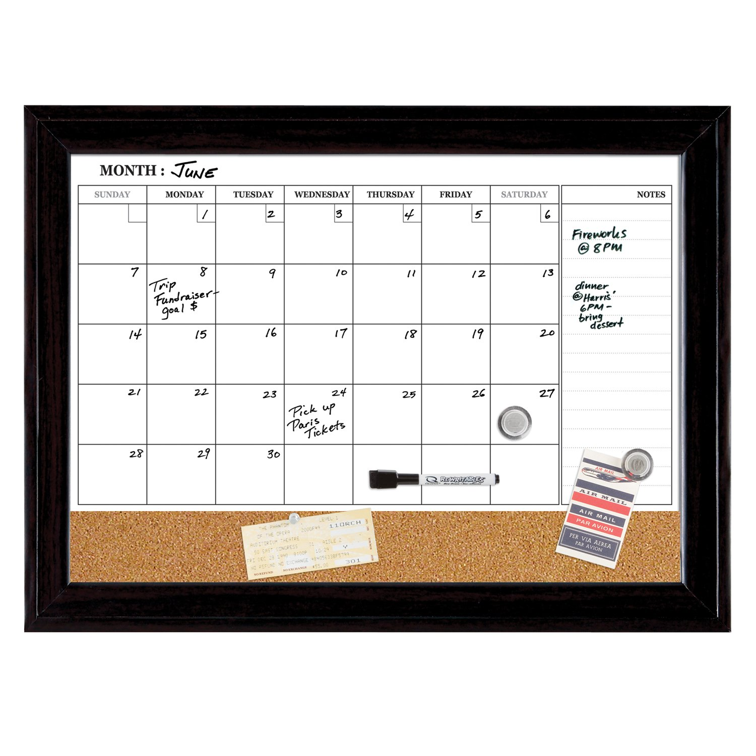 Dry Erase Weekly Calendar : Best calendar dry erase boards weekly monthly daily for