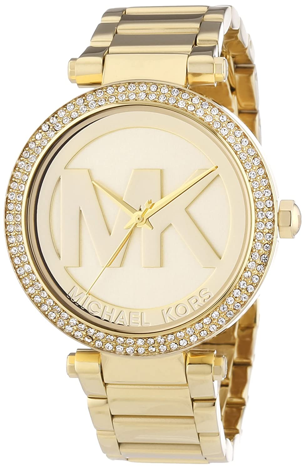 Michael Kors Damen-Armbanduhr Analog Quarz
