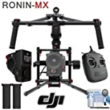 DJI Ronin-MX 3-Axis Gimbal Stabilizer Bundle: Includes Wireless Thumb Controller, Remote Controller DJI Lapel Pin and more... (Color: Ronin-MX, Tamaño: Wireless Thumb Controller)