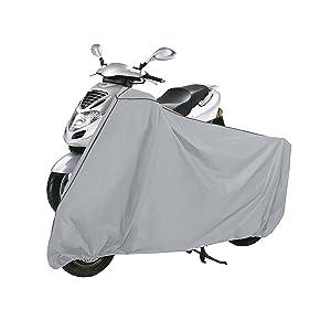 Rayen 6379.50 - Funda de PVA para motos, 140x136x78 centímetros, color gris   más noticias y comentarios
