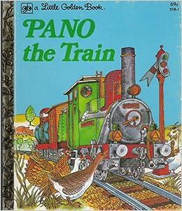 PANO THE TRAIN: Amazon.com: Books