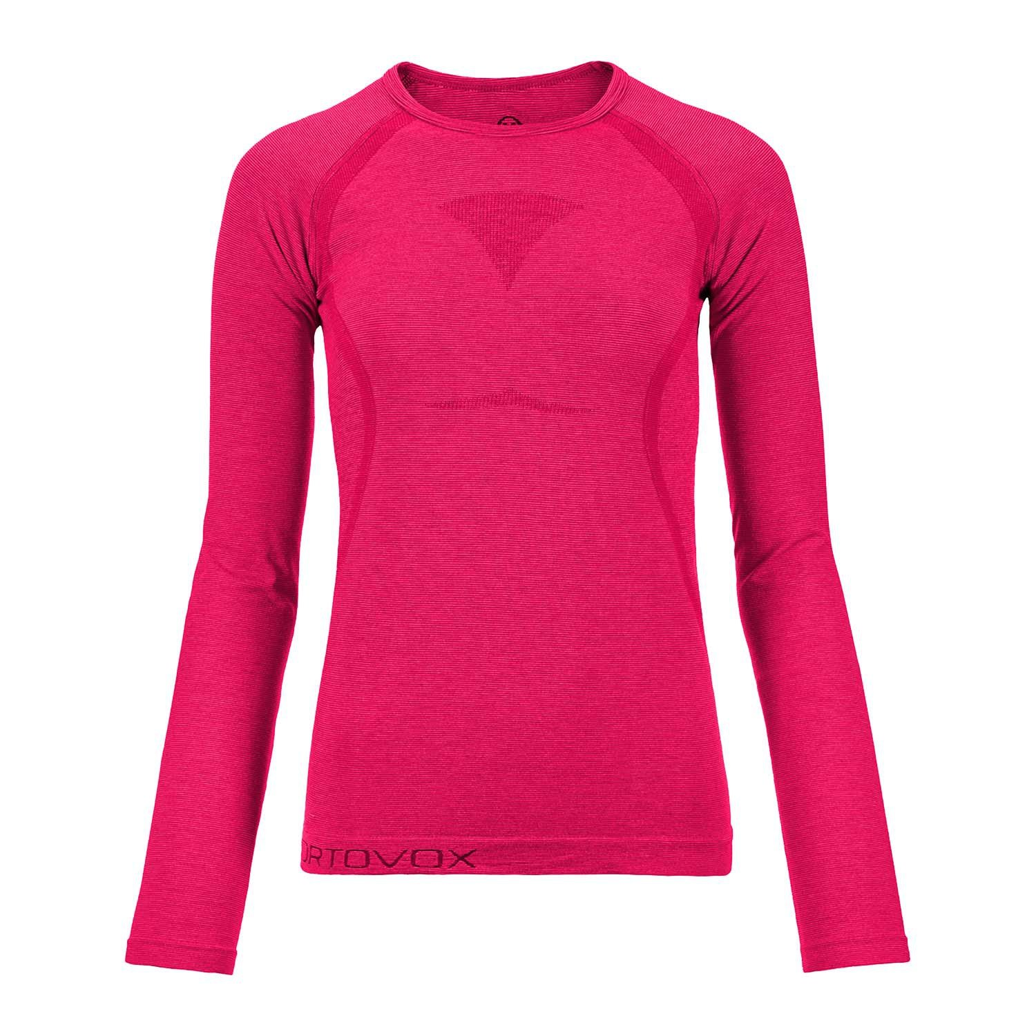 Ortovox Damen langärmliges Shirt Merino Competition Cool