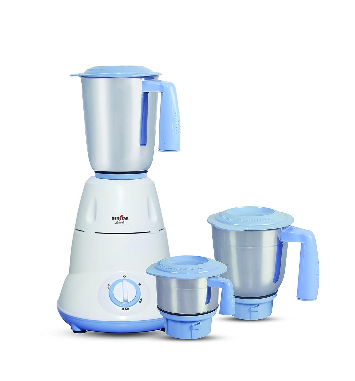 Uncategorized Kenstar Kitchen Appliances buy kenstar slender 6 600 watt mixer grinder white online at low prices in india amazon in