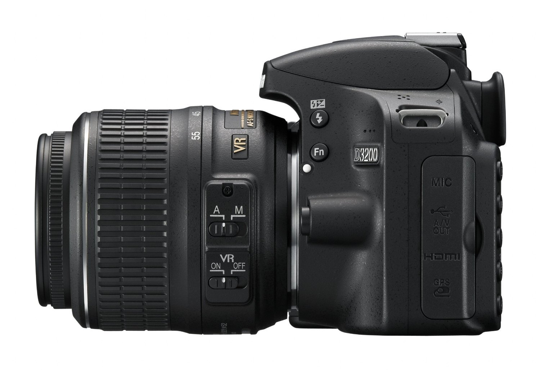 Camera Nikon Dslr Cameras Price In India buy nikon d3200 24 2mp digital slr camera black with af s 18 55mm vr kit lens 8gb card bag online at low price in india
