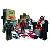 Marvel Blueprints -Battle at Oscorp Deluxe Pack