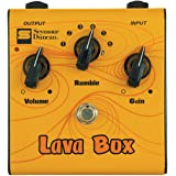 Seymour Duncan SFX-05 Lava Box Distortion Pedal (Color: yellow)