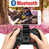 Bluetooth 4.0 Wireless Gamepad Link Dual Shock Vibrating Game Handle Cell Phone Game controller , Support IOS / Android / PC / PS3 / Smart TV / Tablet PC / Laptop / Smartphone