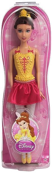 Disney Princesses - W5558 - Poupée - Disney Princesse Danse Enchantée - Belle