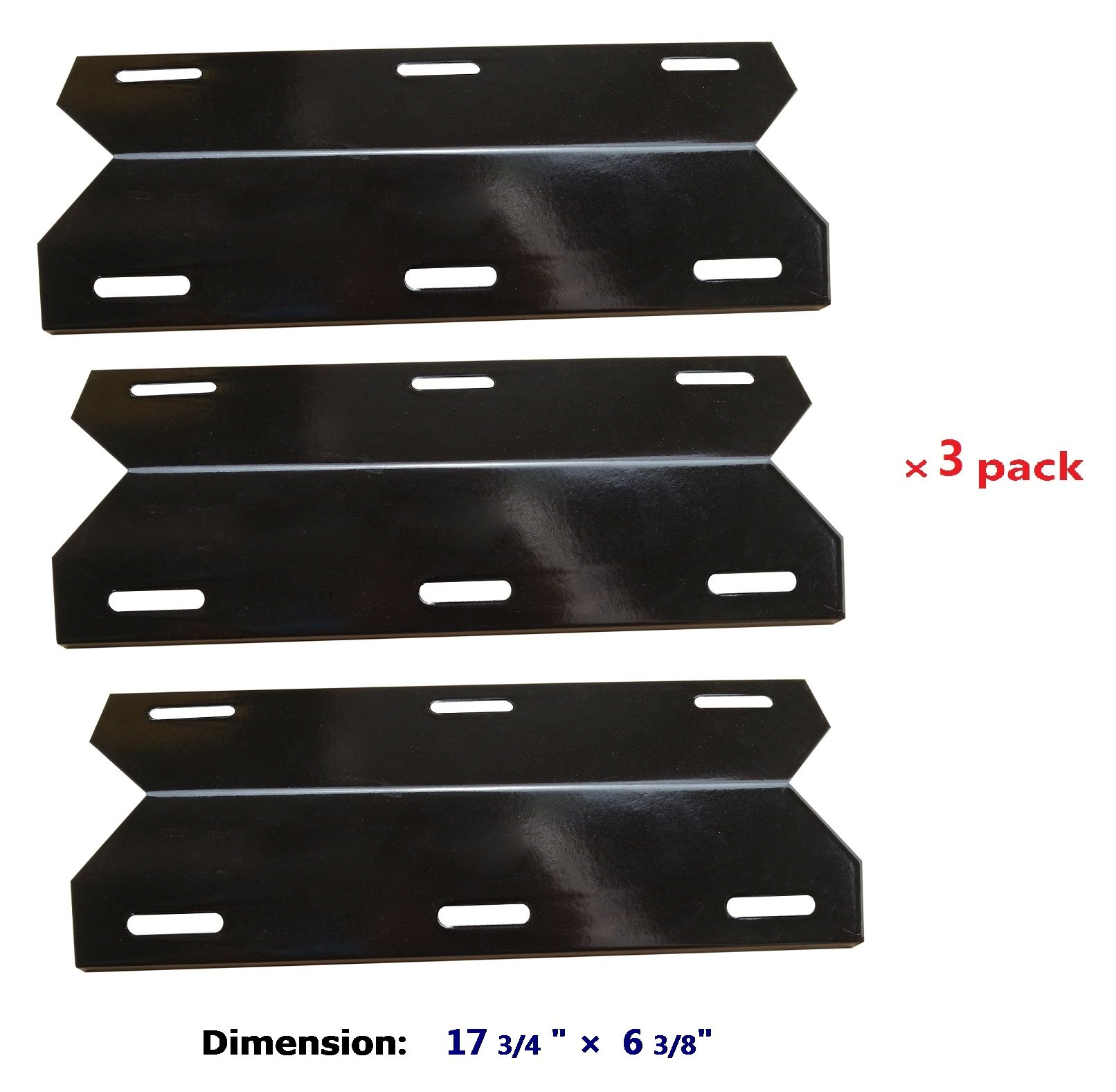 PPA231 (3-pack) Jenn Air Replacement Gas Grill Porcelain