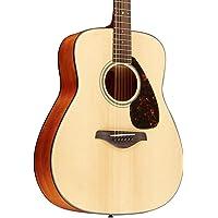 Yamaha FG710S Folk Acoustic Guitar - Natural