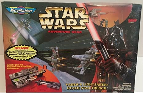 Micro Star Wars Playset Star Wars Micro Machines Darth