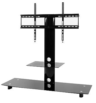 "'Inotek Starlight 3265-Mueble TV con horca/Soporte Orientable para pantalla LCD/LED/Plasma de 32a 65""negro"