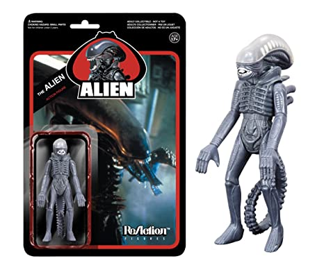 Alien ReAction Figurines The Alien Action Figurine