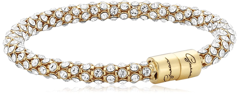 Guess Damen Armband Glamazon Edelstahl Kristall vergoldet UBB81333 online bestellen
