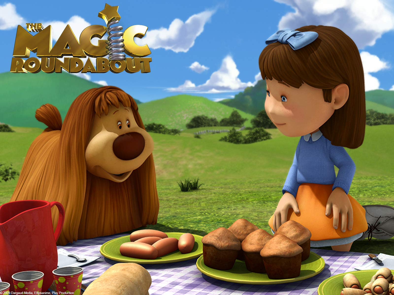 The Magic Roundabout on Amazon Prime Video UK