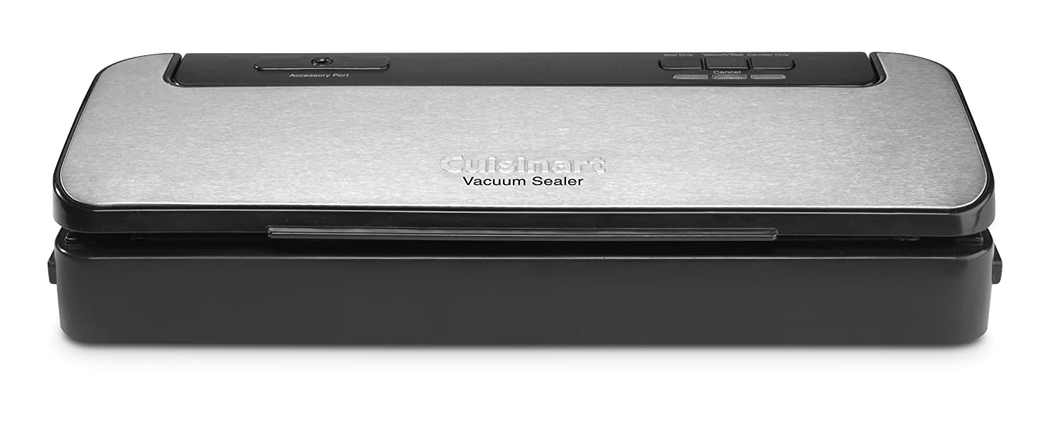 Cuisinart VS-100 Vacuum Sealer, Black
