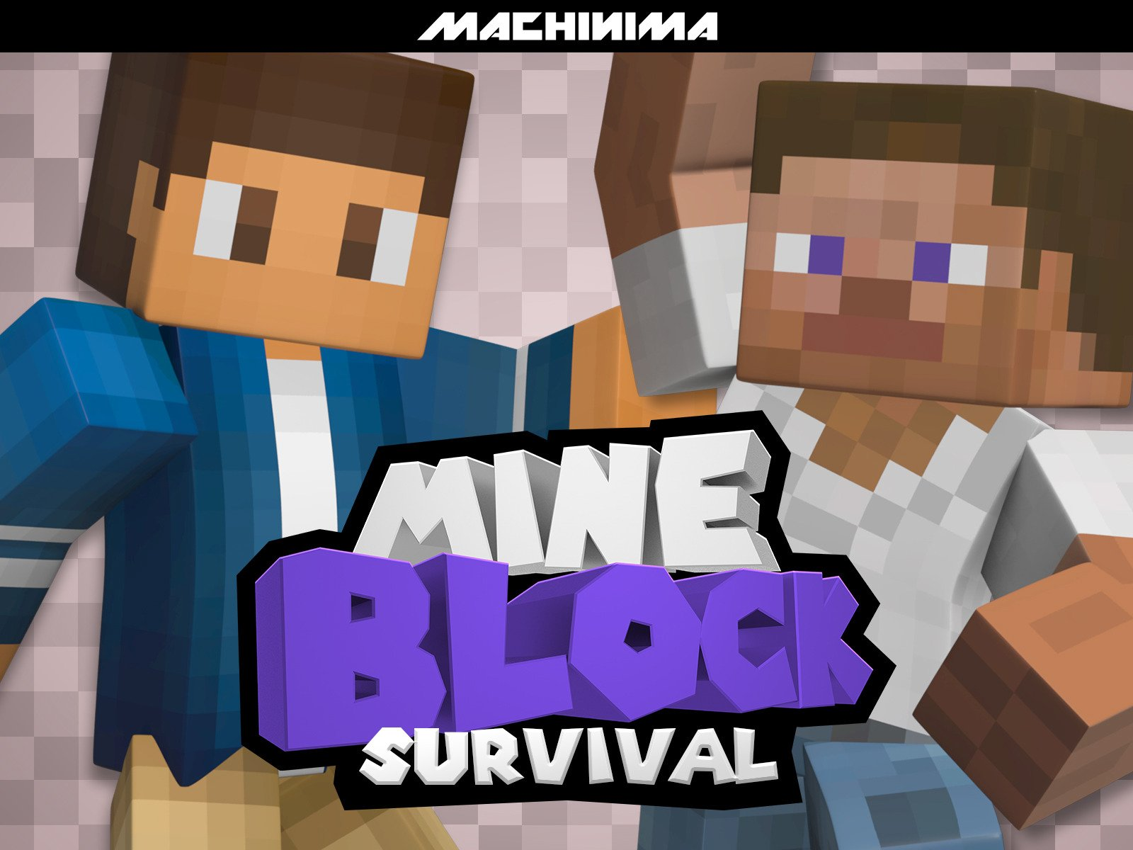 Clip: Mine Block: Survival on Amazon Prime Video UK