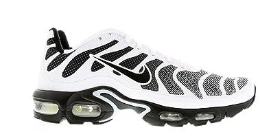 Nike Air Max TN Fashion Black Mens Running Trainers Shoes