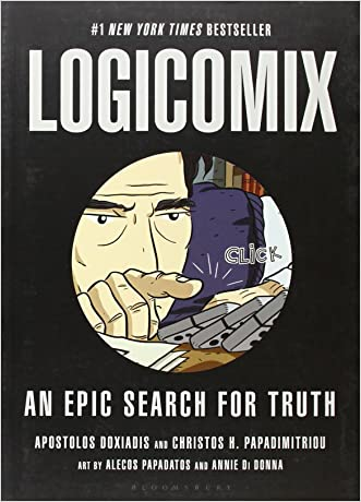 Logicomix: An epic search for truth written by Apostolos Doxiadis