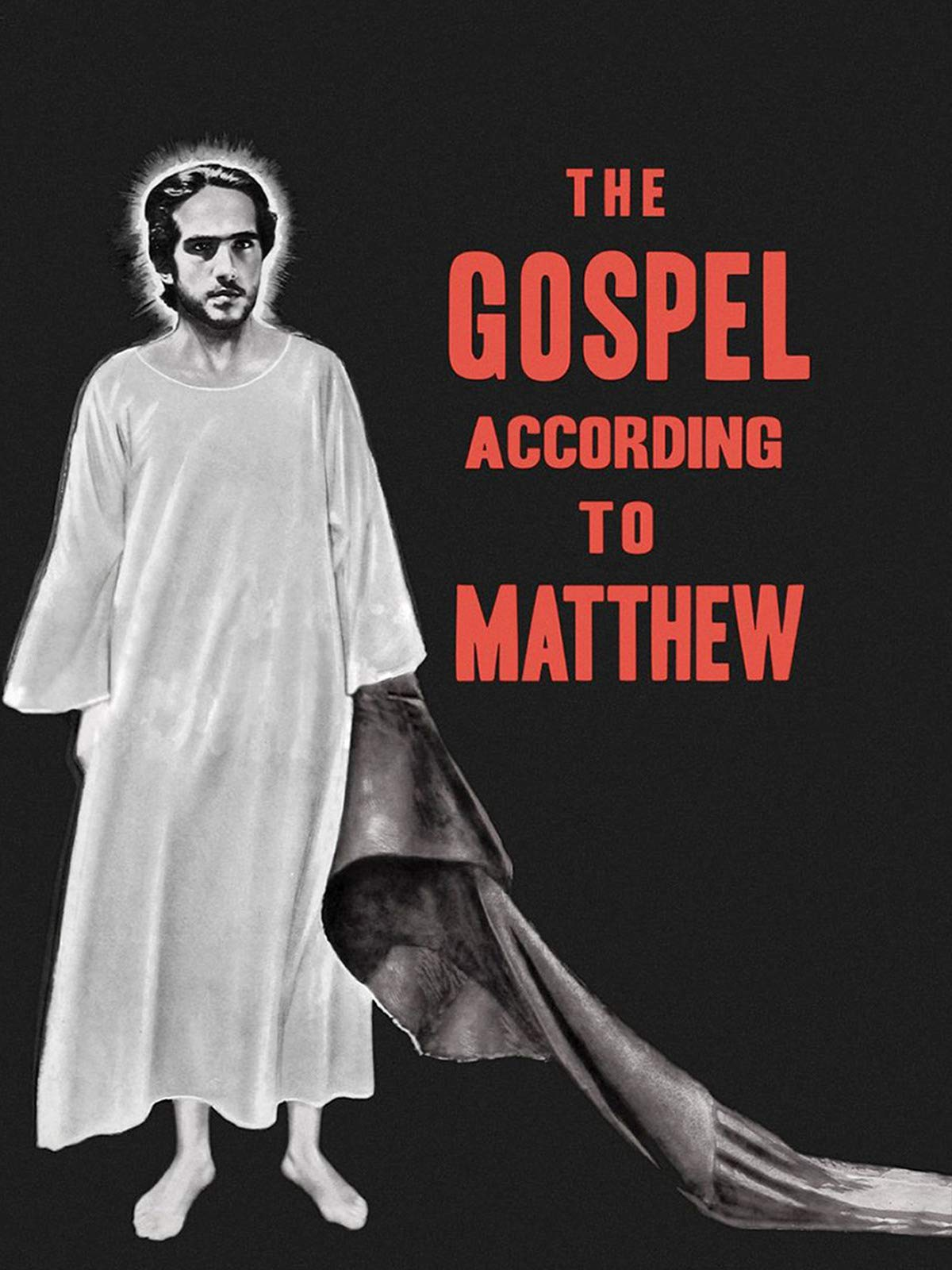 The Gospel According to Matthew on Amazon Prime Video UK