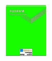 FUJIFILM リバーサルフィルム フジクローム Velvia 50 シート 20枚 本 CUT VELVIA50 8X10 20