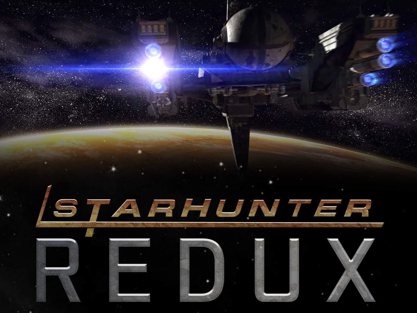 Starhunter Redux on Amazon Prime Video UK