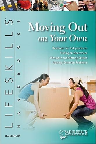The 21st Century Lifeskills Handbook: Moving Out on Your Own (The 21st Century Lifeskills Handbooks)