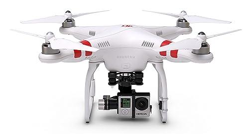 DJI Phantom 2 (V2.0) Quadcopter - Best Remote Control Drone with Camera