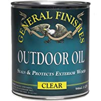 Outdoor Oil Finish