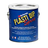 Plasti Dip Multi-purpose Rubber Coating Spray - Sprayable - One Gallon (128oz) - Red (Color: Red)