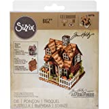 Sizzix Bigz Die, Village Bungalow by Tim Holtz