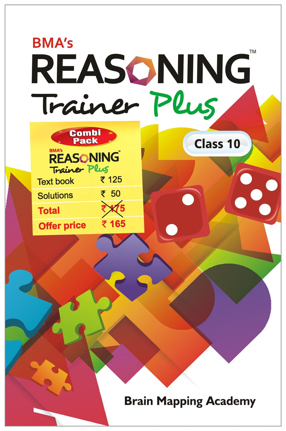 buy reasoning trainer plus for class combi text book sol buy reasoning trainer plus for class 10 combi text book sol book book online at low prices in reasoning trainer plus for class 10 combi