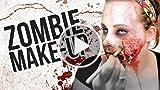 Simple Zombie Makeup