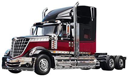 Revell - 07408 - Voiture et Camion - 2010 International Lone Star