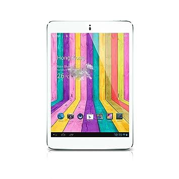 iconBIT NetTAB Skat RX 21 cm (7,9'') Tablette Tactile (ARM Cortex A9, 1,8GHz, 1Go RAM, 8Go HDD, Android 4.1) Blanc