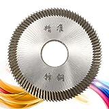 16x60x6mm Key Cutting Blade For all Horizontal Key Machine Disk Cutter Locksmith