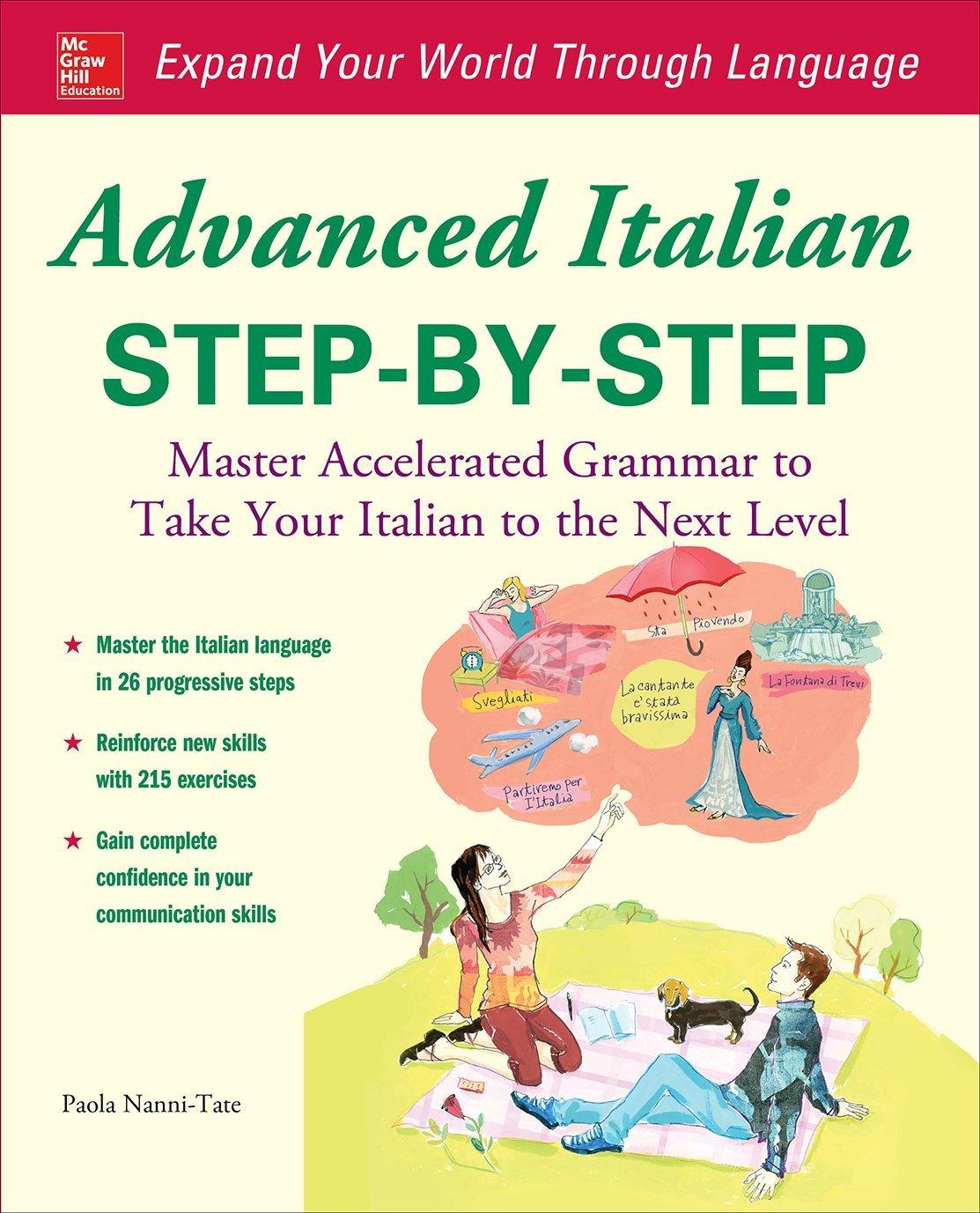 English In Italian: Download Advanced Italian Step-by-Step (2016) (Pdf, Epub