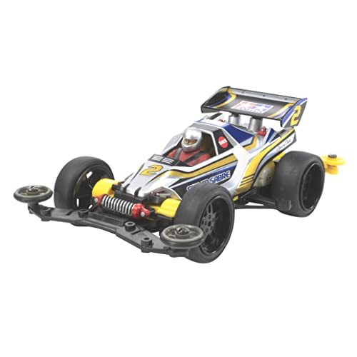 ミニ四駆限定シリーズ レーサーミニ四駆 スーパーセイバー オープントップ 94815