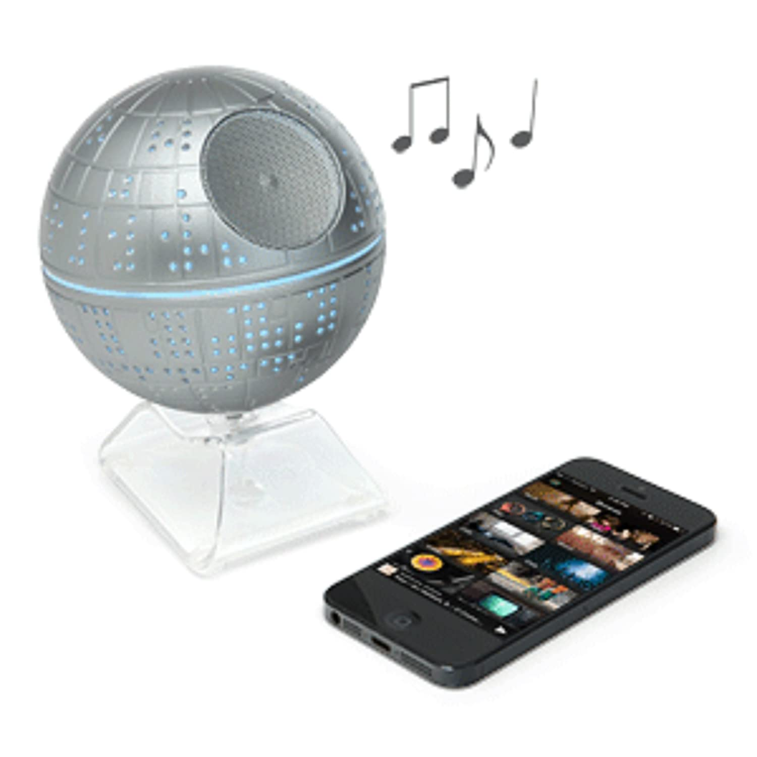 Star Wars Death Star Bluetooth Speaker lepin 05035 star wars death star limited edition model building kit millenniums blocks puzzle compatible legoed 75159