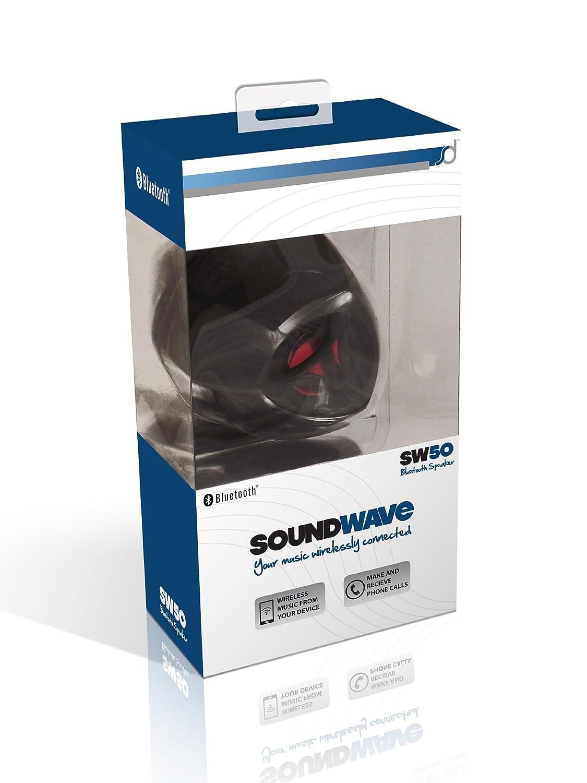 Comparer SOUNDWAVE SW50 NOIR