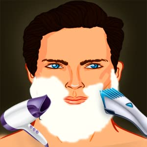 Drunken Shaving Barber Hair Beauty Salon : The beard cut removal dangerous makeover - Free Edition from Infinite Dream Factory Inc.