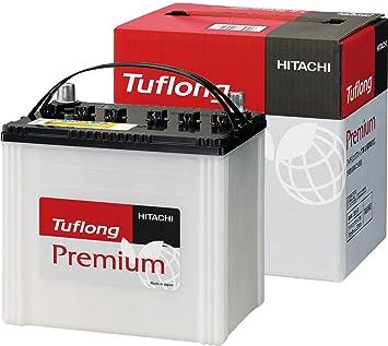 【クリックで詳細表示】HITACHI [ 日立化成株式会社 ] 国産車バッテリー アイドリングストップ車&標準車対応 [ Tuflong Premium ] JP K-42/55B19L: カー&バイク用品