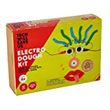 Tech Will Save Us, Electro Dough Kit | Educational STEM Toy, Ages 4 and Up (Color: Multicolored, Tamaño: 9x8x2)