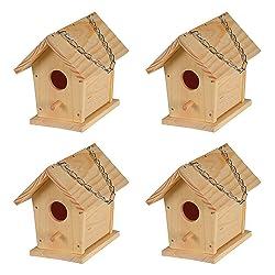 Build a Bird House (4-Pack)