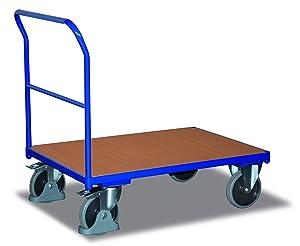 Schiebebügelwagen 500 kg 1030x700 mm BKSystem  BaumarktKritiken und weitere Informationen