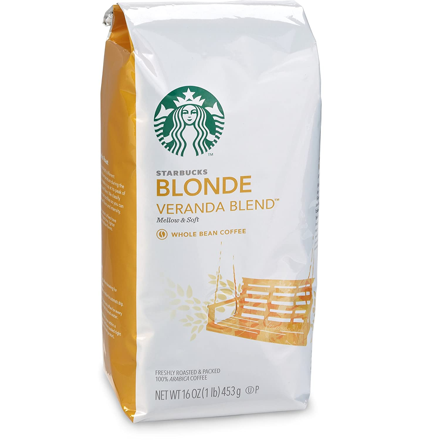 Starbucks Veranda Blend™ Whole Bean Coffee (1lb)