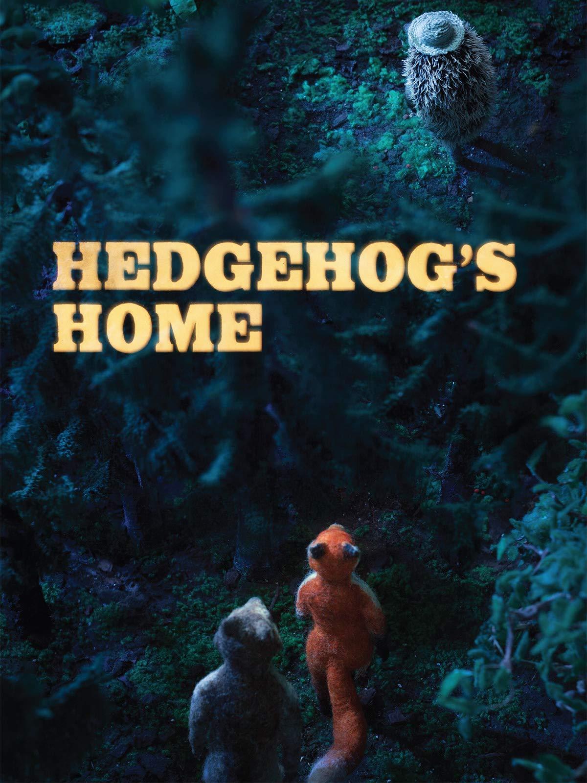 Hedgehog's Home on Amazon Prime Instant Video UK